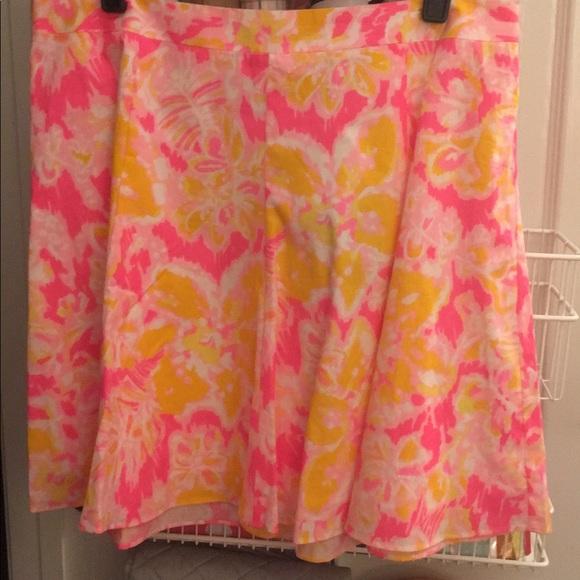 Dresses & Skirts - Lilly Pulitzer skirt